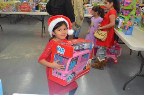 5th Annual Toy Giveaway to be Held December 16th at Golden Bingo